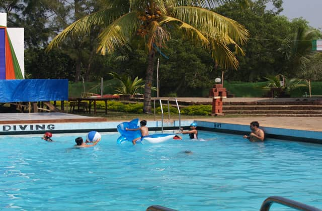Swiming Pool Toshali Sands Puri