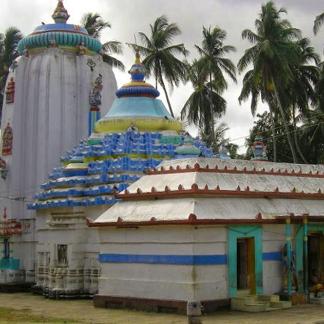 Alarnath Temple in Puri