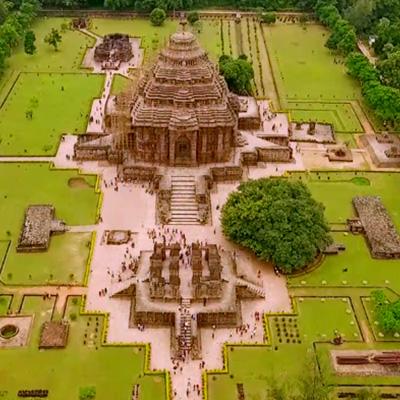 Best of Odisha Tours