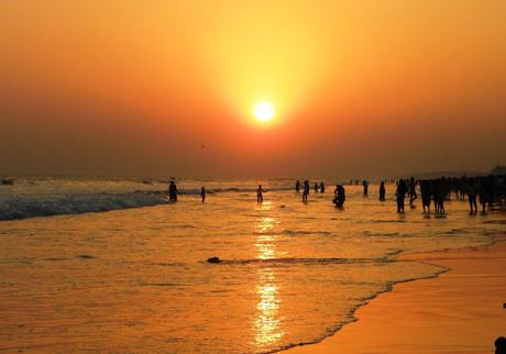 Chandrabhaga Beach Tour