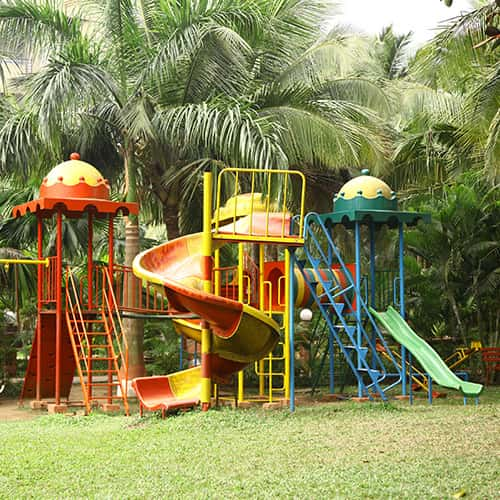 Children's Park at Toshali Sands