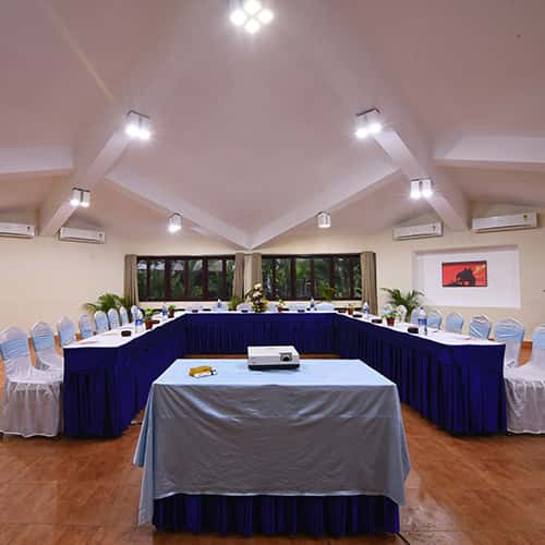 Conference Hall at Toshali Sands