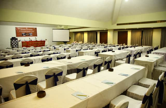 Conference Hall Toshali Sands Puri