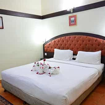 Cottage Room of Hotel Toshali Sands Puri