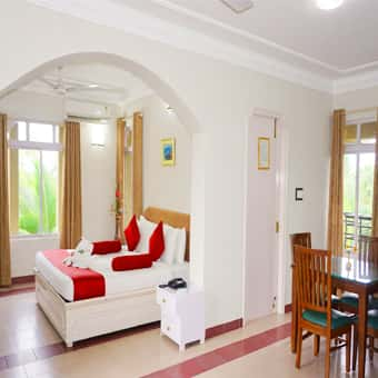 Deluxe Room of Hotel Toshali Sands Puri