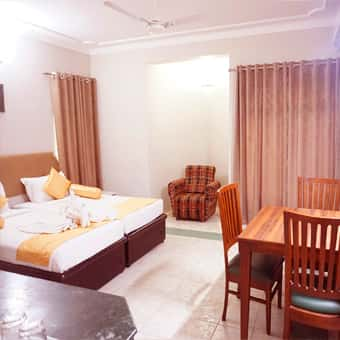 Executive Deluxe Room of Toshali Sands
