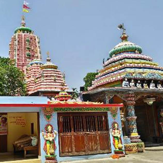 Sankaracharya Gobardhan Pitha in Puri