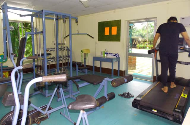 Gym Toshali Sands