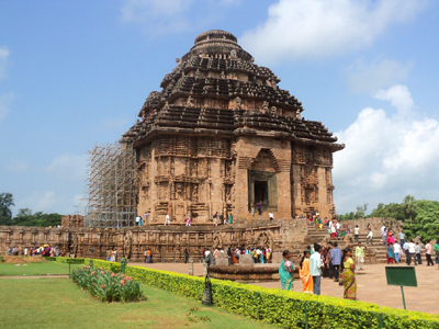 konark sun temple odisha