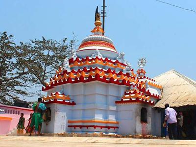 Maa charchika temple jagatsinghpur. Odisha