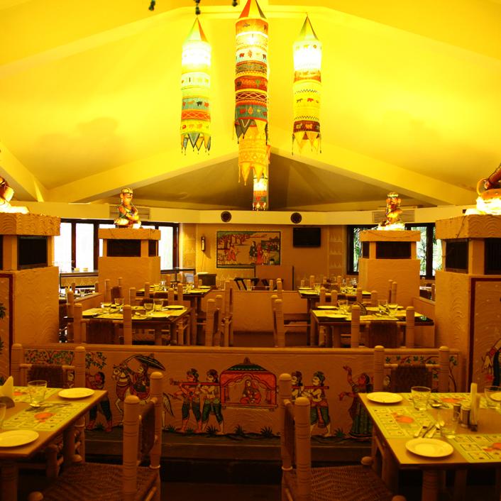 phulpatna ethnic restaurant