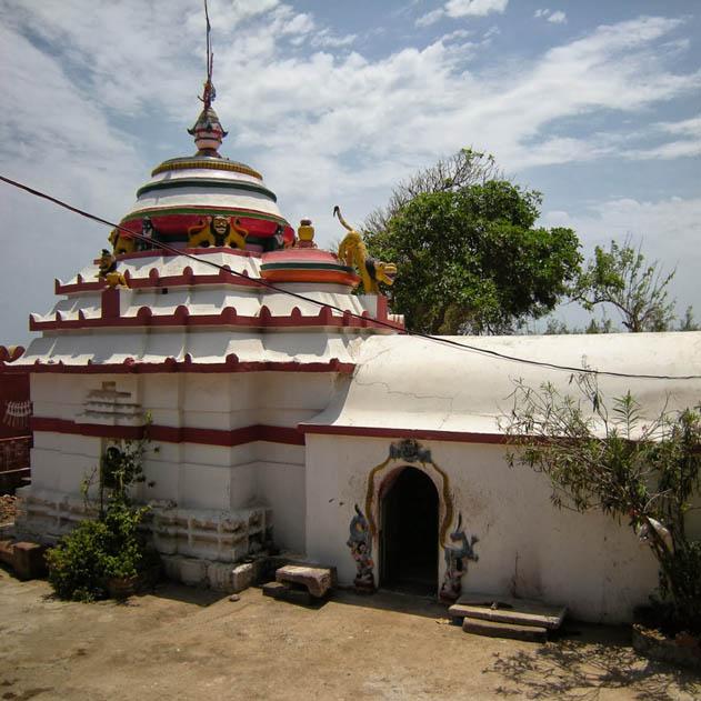 Ramachandi Temple in Konark