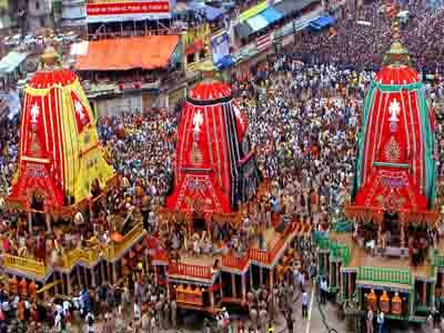rath yatra at puri odisha