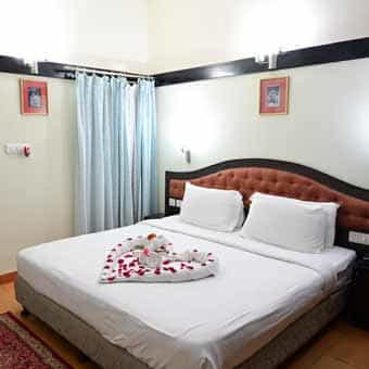 Villas Room of Hotel Toshali Sands Puri